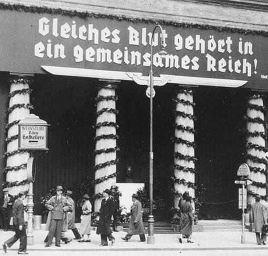 Трагедия еврейского клуба из Вены: за него болели на двух континентах (даже Франц Кафка), но после аннексии Австрии он не прожил и недели