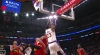What a dunk by LeBron James!