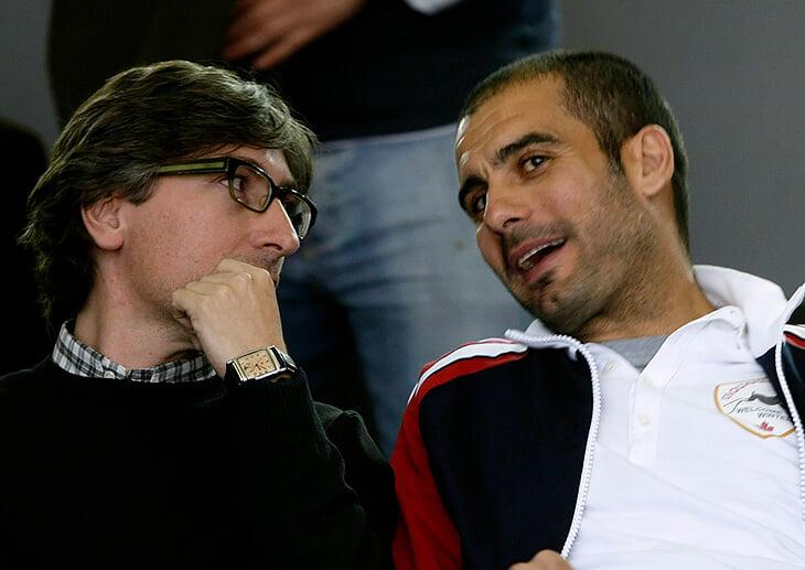 Три лучших друга Пепа – не из футбола: профессор экономики из США, каталонский музыкант и режиссер