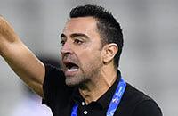 Барселона, Хави, Ла Лига, высшая лига Катар, Аль-Садд, Жозеп Бартомеу, Акрам Афиф