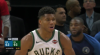 Giannis Antetokounmpo Posts 32 points, 10 assists & 12 rebounds vs. Minnesota Timberwolves