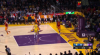 LeBron James with 38 Points vs. Indiana Pacers