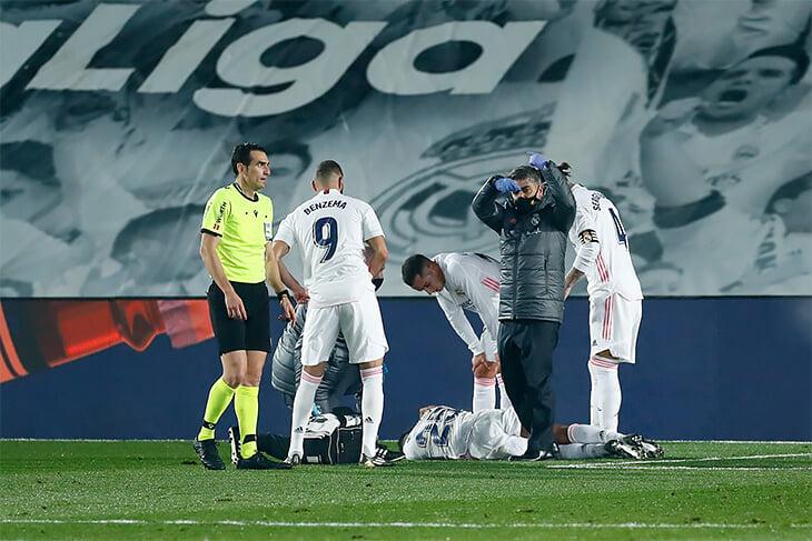 «Реал» – опять чемпион по травмам (уже 41 за сезон!). Клуб ведет расследование и изучает работу французского физиотерапевта