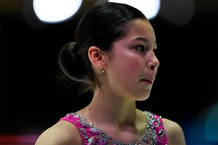 15-летняя Алиса Лью (главная соперница наших фигуристок) тяжело переживает пубертат: выросла на 13 см, набрала вес и растеряла прыжки