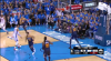 Paul George, Russell Westbrook and 1 other  Highlights from Oklahoma City Thunder vs. Utah Jazz