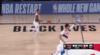 Damian Lillard with 12 Assists vs. Brooklyn Nets