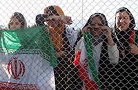 Политика, высшая лига Иран, Персеполис, Эстегляль, Джанни Инфантино, болельщики, ФИФА