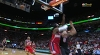 John Wall, Bradley Beal  Game Highlights vs. Miami Heat