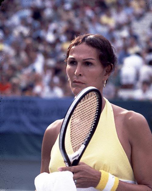 Трансгендер, сыгравший на US Open как мужчина и как женщина
