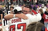 Вашингтон, НХЛ, Ти Джей Оши