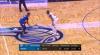 Mitchell Robinson Blocks in Orlando Magic vs. New York Knicks