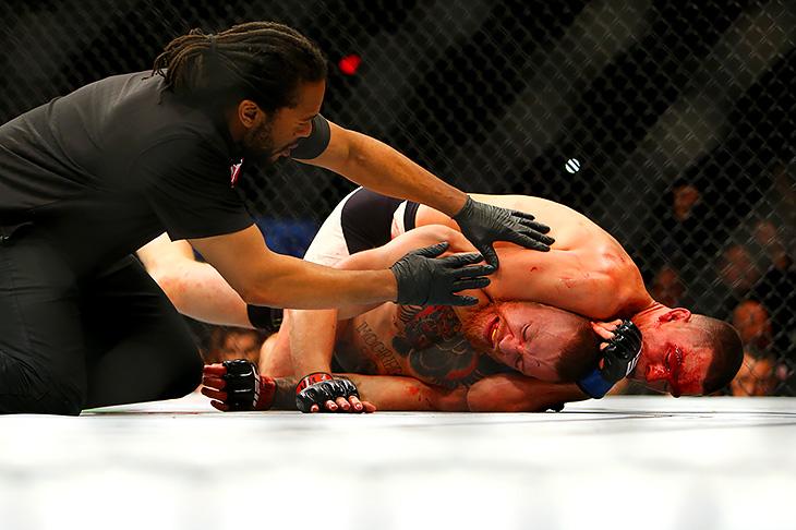 UFC, Херб Дин