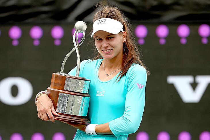 У России новый лидер в женском теннисе – Вероника Кудерметова. Она взяла первый титул WTA