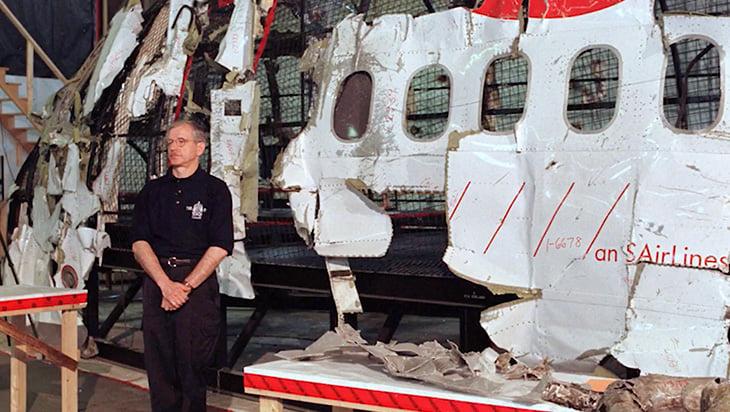 В 98-м два теннисиста пропустили самолет из Нью-Йорка. Он разбился в Атлантике с картиной Пикассо, 50 кг денег и драгоценностями на $300 млн