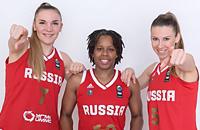 Евробаскет-2017 жен, сборная России жен