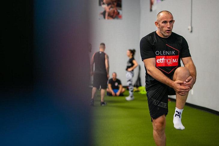 UFC в Питере спасут Олейник и Оверим. Или кто-то еще?