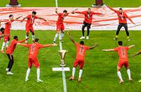 высшая лига Австрия, Кубок Австрии, Ред Булл Зальцбург, Д2 Австрия, Аустрия Лустенау, возвращение футбола