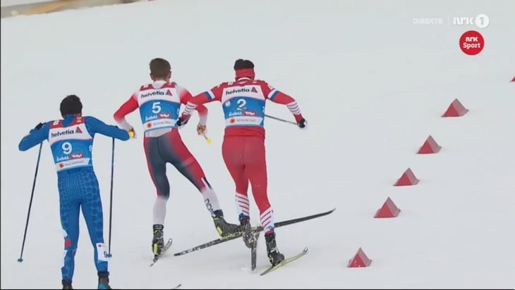 WSC-2019 Seefeld. Лыжные гонки - LIVE. Мужчины. - Страница 3 Rueacb3e55142