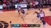 Andre Iguodala Blocks in Toronto Raptors vs. Golden State Warriors