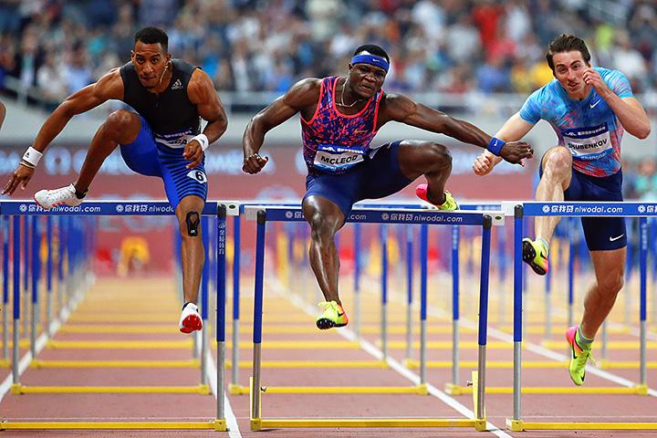 чемпионат мира, прыжки в высоту, бег, Сергей Шубенков, Бриллиантовая лига, Мария Кучина