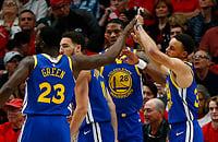 НБА плей-офф, Дрэймонд Грин, Голден Стэйт, видео, Портленд, Стефен Карри, НБА