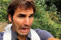 Роджер Федерер, фото