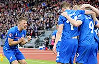 Ларс Лагербек, Сборная Исландии по футболу, Евро-2016, Гильфи Сигурдссон, Хеймир Хадльгримссон