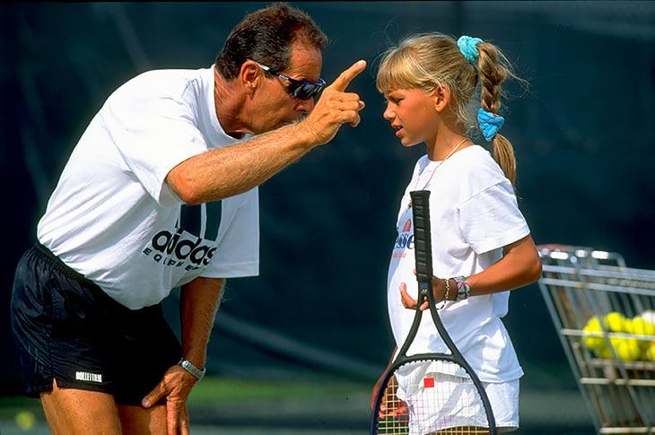 Курникова – легенда. Была суперюниором, ничего не выиграла и все равно изменила теннис
