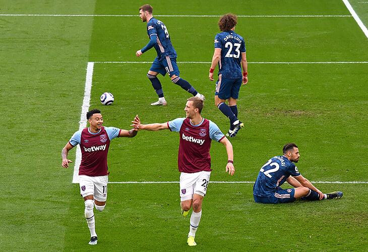 Спасение выходных: «Арсенал» горел «Вест Хэму» 0:3, но концертно отыгрался благодаря Ляказетту