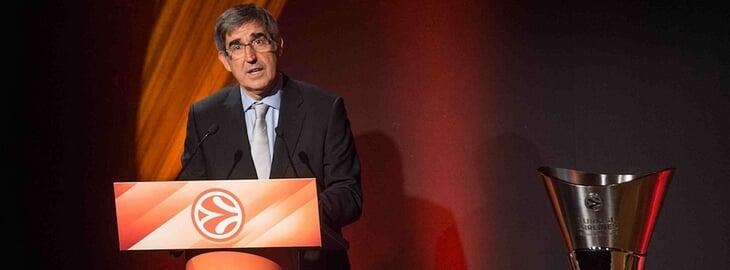 «Мы обязаны сделать все, чтобы доиграть сезон». Президент Евролиги рассказывает о соглашении с профсоюзом и кризисной ситуации