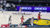 John Collins goes up to get it and finishes the oop