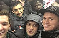 Локомотив, Роман Шишкин, Дмитрий Тарасов, фото