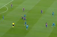 Суперкубок Испании, игровая форма, стиль, Барселона, Реал Мадрид