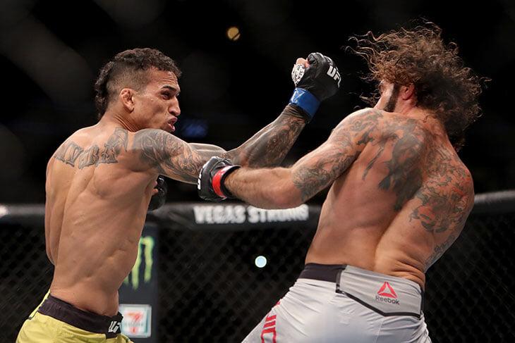 Возвращение Фергюсона ждут больше, чем чемпионский бой UFC 256. Потому что Тони и Оливейра – мастера мясорубок