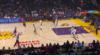 JaVale McGee Blocks in Los Angeles Lakers vs. Detroit Pistons