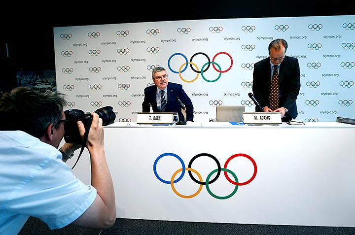 допинг, МОК, сборная России, Рио-2016