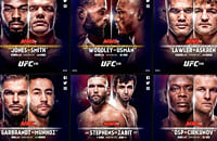 В Вегасе супертурнир UFC 235: дерутся Забит, Джонс, Вудли и Аскрен. Онлайн