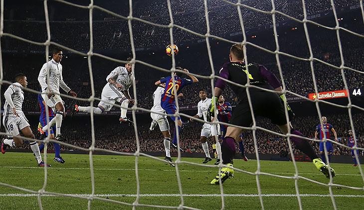 Барселона, Реал Мадрид, Ла Лига