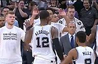 НБА, Мемфис, ЛаМаркус Олдридж, Кавай Ленард, Сан-Антонио