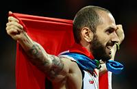 сборная Турции, чемпионат мира, Рамиль Гулиев, бег
