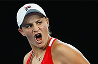 Неочевидная фаворитка Australian Open