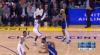Steven Adams Blocks in Golden State Warriors vs. Oklahoma City Thunder
