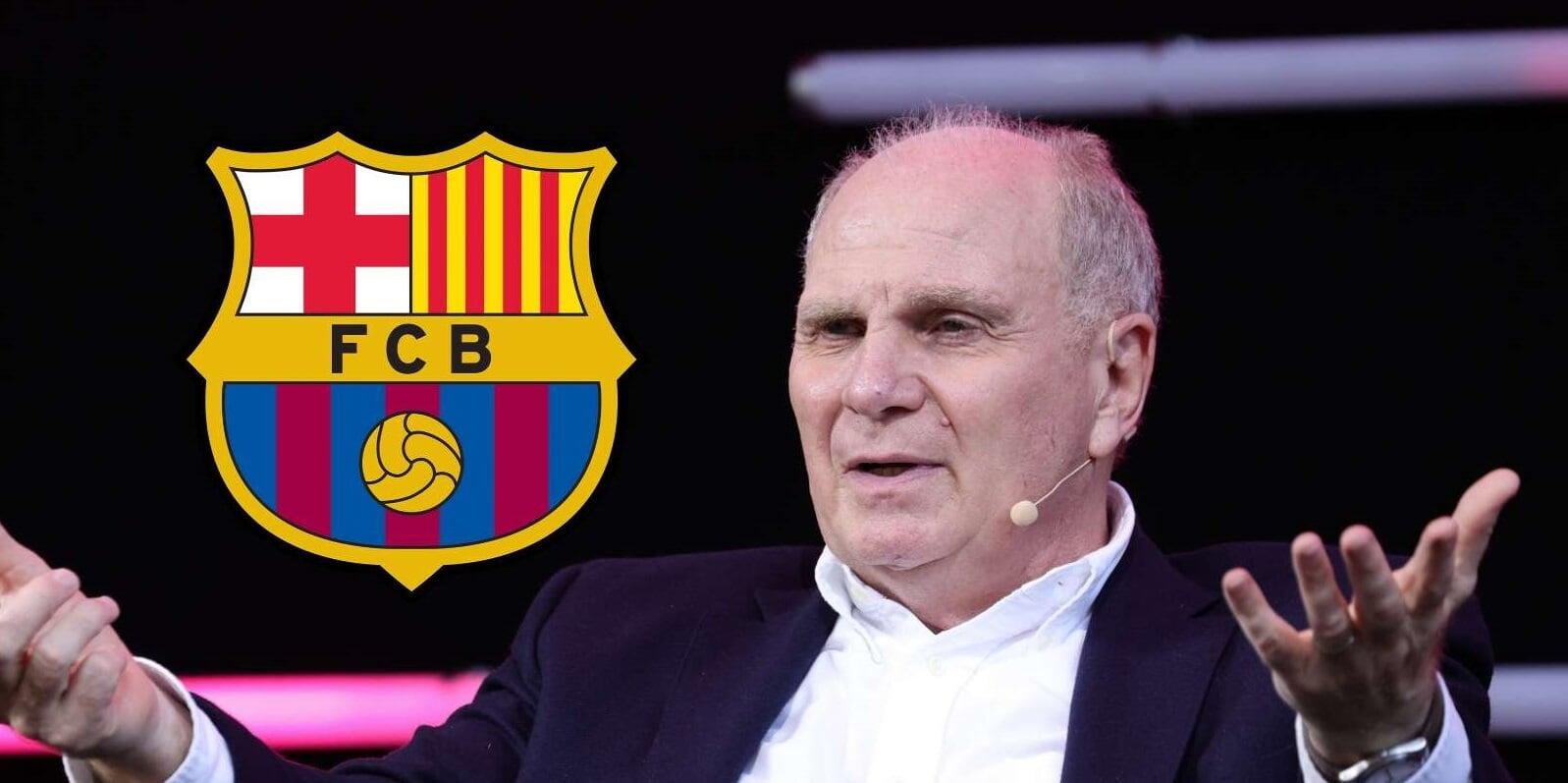 Ули Хенесс: Барселона фактически разорена! В Германии ее бы уже обанкротили