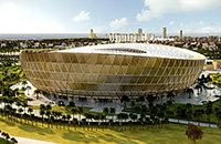Катар показал проект главного стадиона ЧМ-2022. После турнира там будут школы и поликлиники