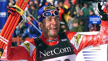 «Прилетел в Москву, и на меня надели наручники». Русский лыжник, который побеждал за Австрию
