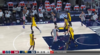 Caris LeVert with the nice feed