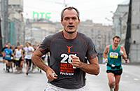 Московский марафон, Дмитрий Ерохин, ЗОЖ