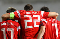 Евро-2020, Артем Дзюба, Сборная России по футболу