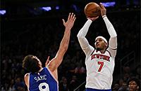 видео, Кармело Энтони, Нью-Йорк, НБА