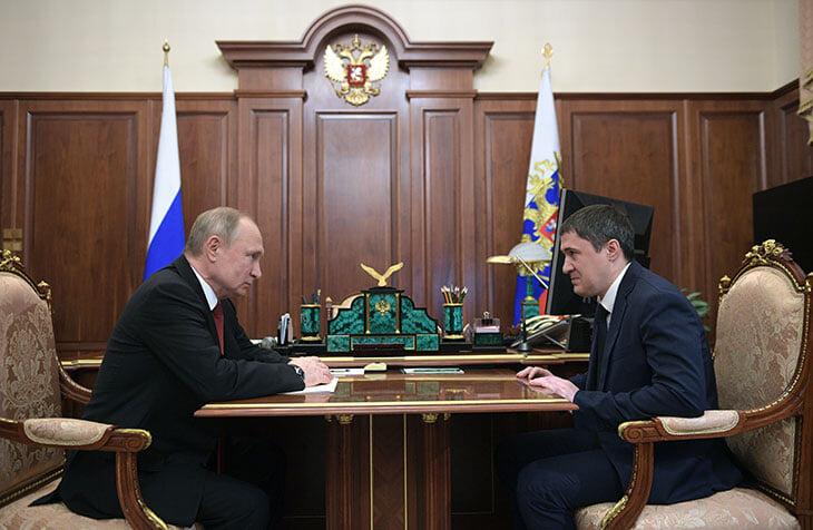 Конор записал видео в поддержку российского политика. Он топит за Махонина на выборах губернатора Пермского края